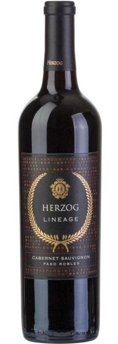 Herzog Lineage Cabernet