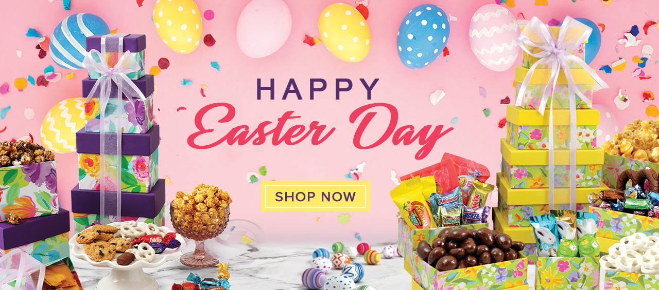Easter Gift Baskets Birthday