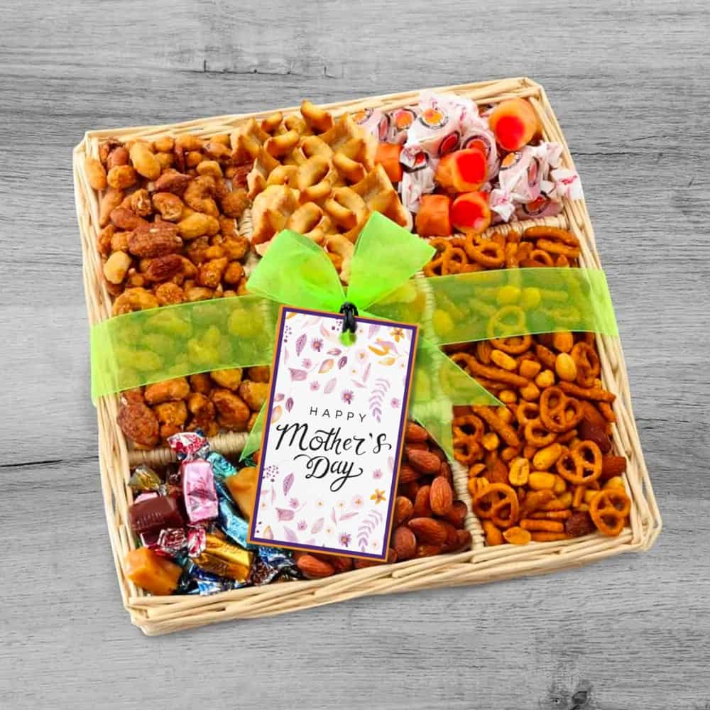 A Special Mothers Day Gift Tray