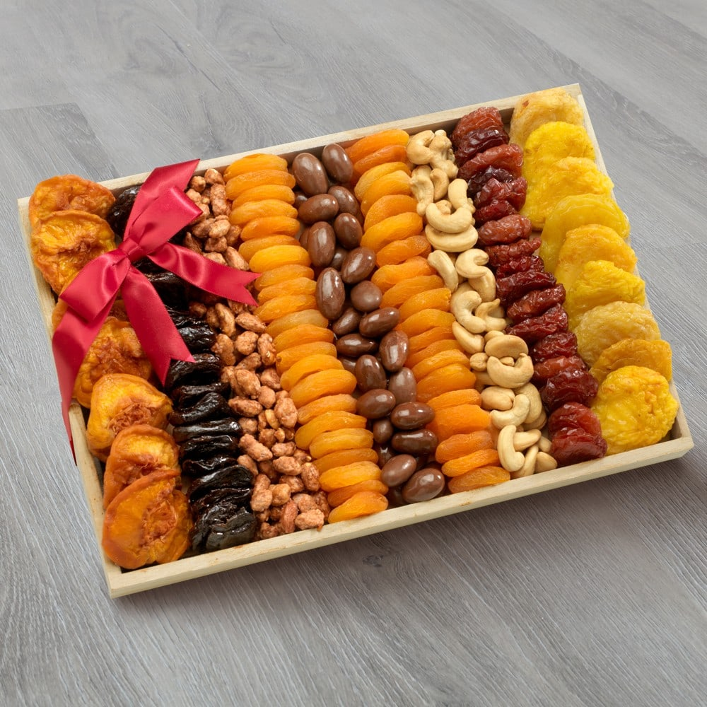 >Dried Fruit and Nut Tray