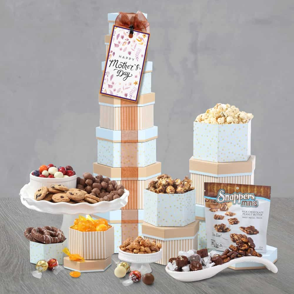 Gift Tower Deluxe for Mom