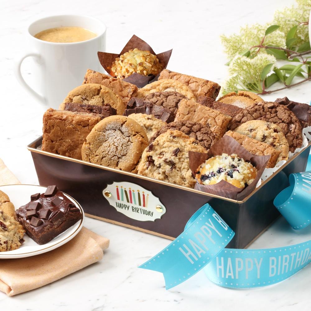 Happy Birthday Bakery Basket