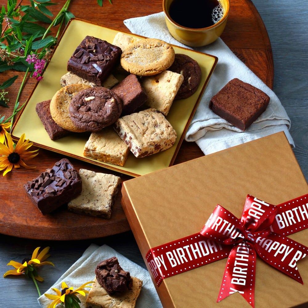 Happy Birthday Bakery Gift Box