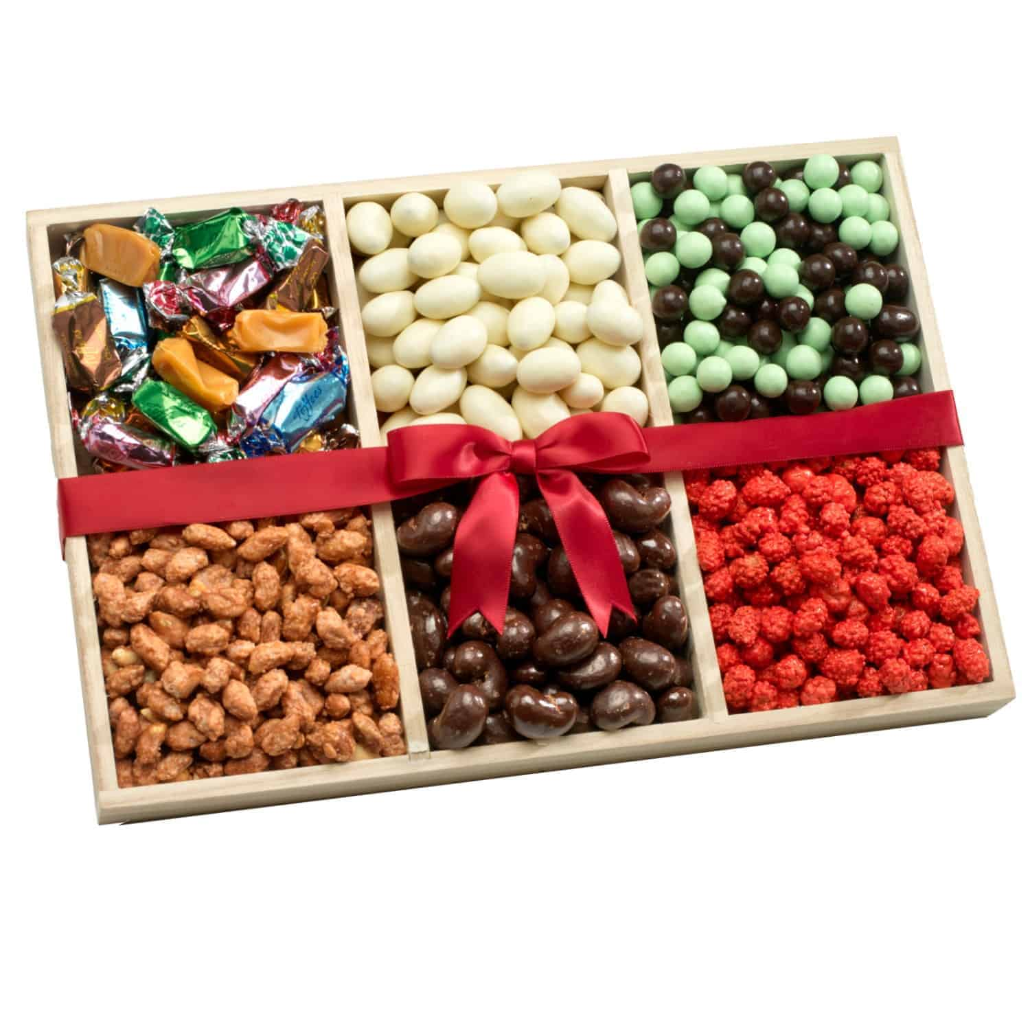Candied Mixed Nuts Gift For Special Occasions