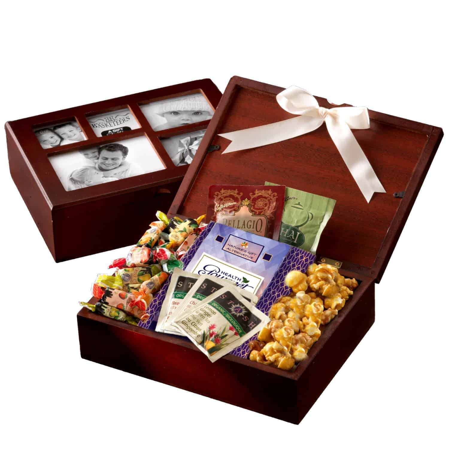 Pure Bribery Holiday Photo Gift Box