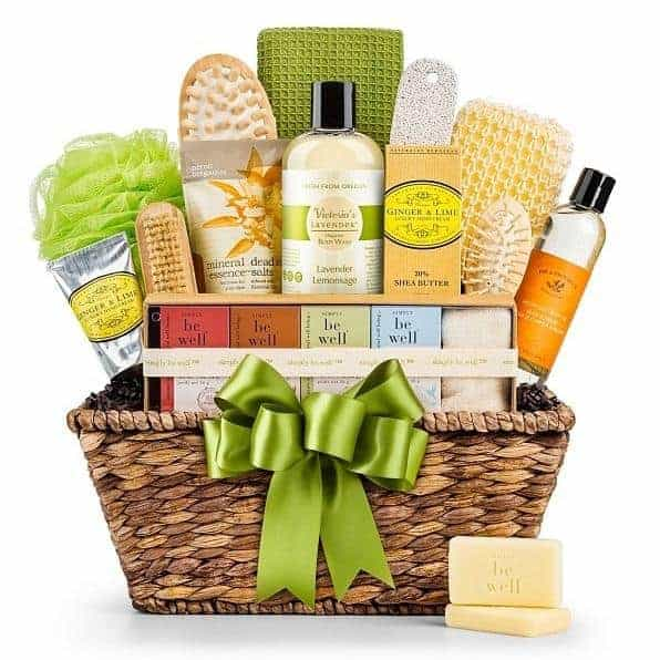 Valentines Day Relaxations Spa Basket