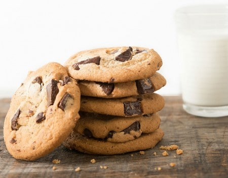 Delectable Chocolate Chunk Cookies