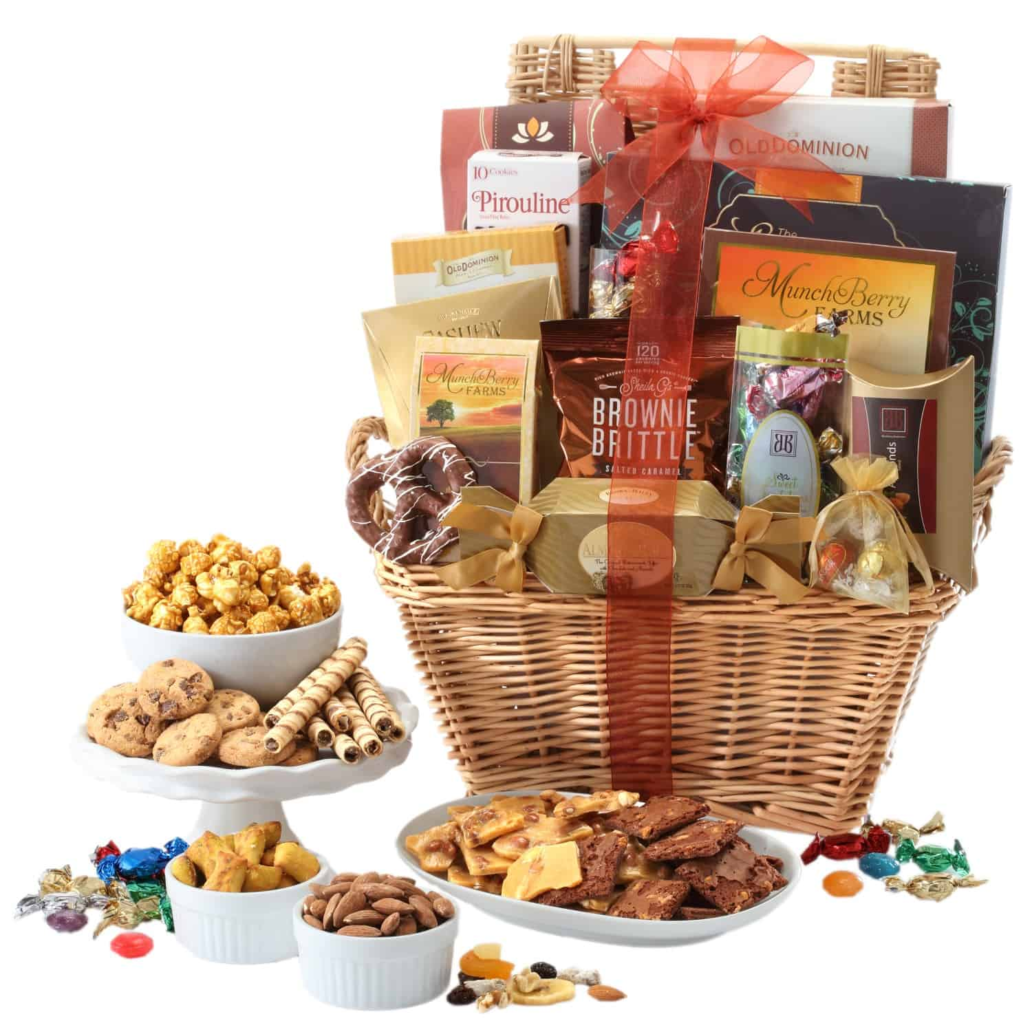Holiday Gift Basket | Gourmet Corporate Gift Basket