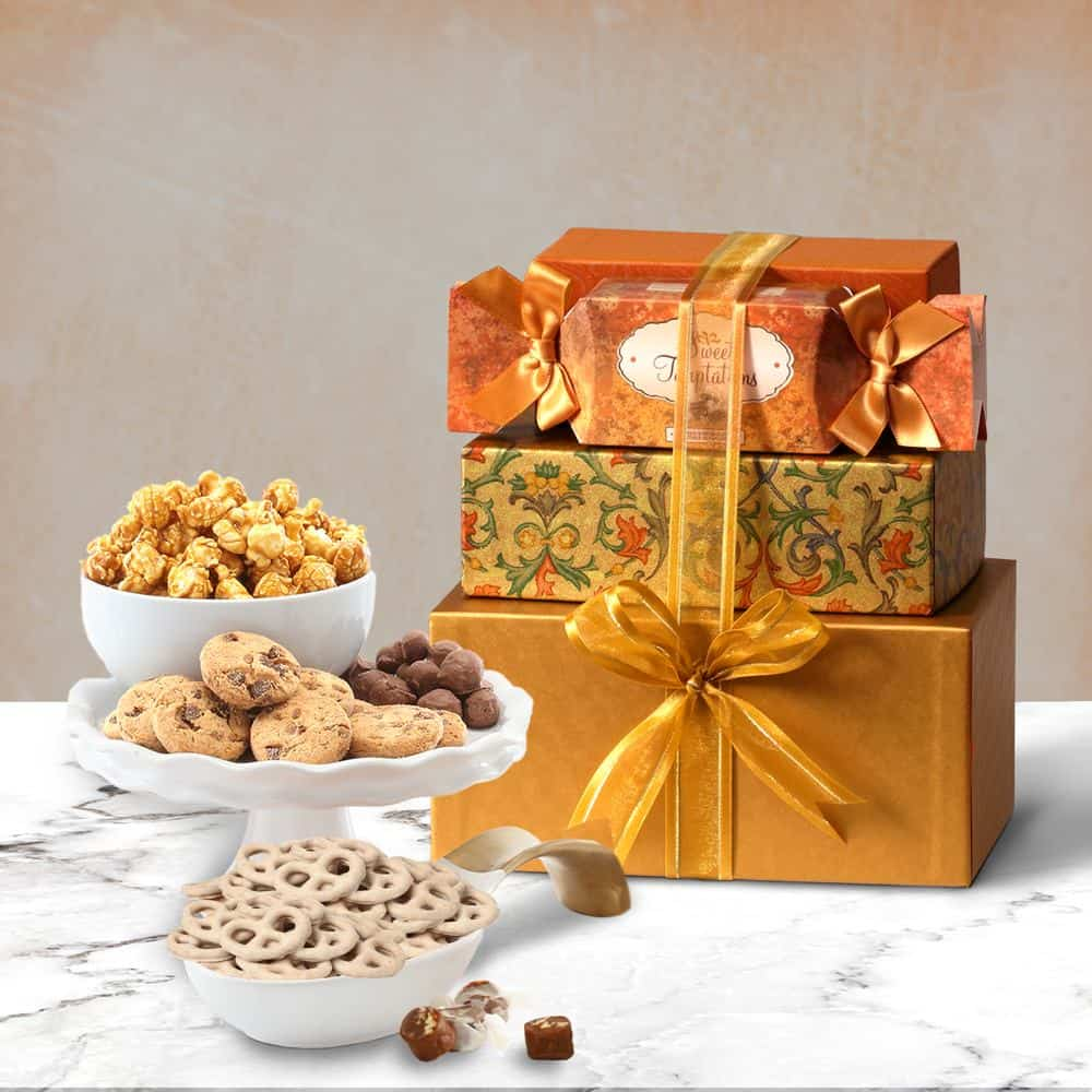 Snackers Heaven Christmas Gift Set
