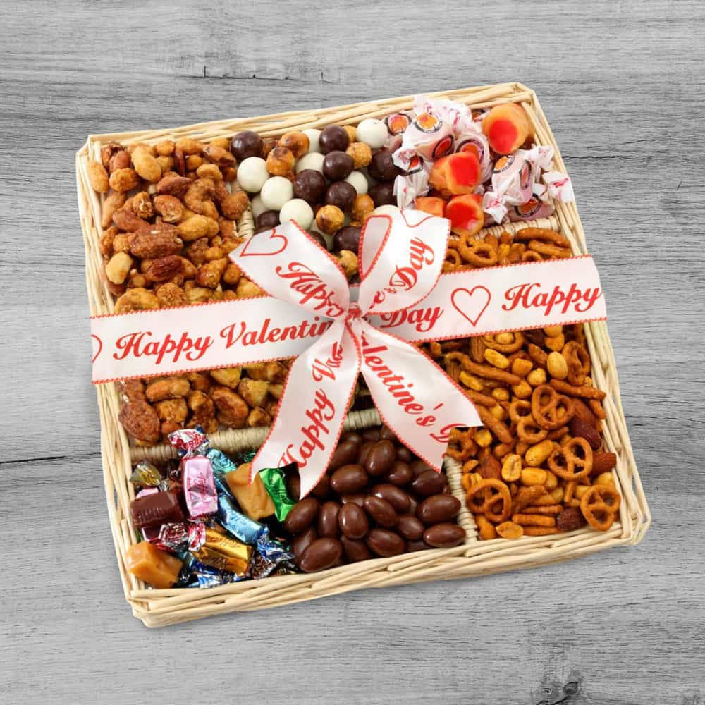 Snacks & Sweets Valentines Day Gift