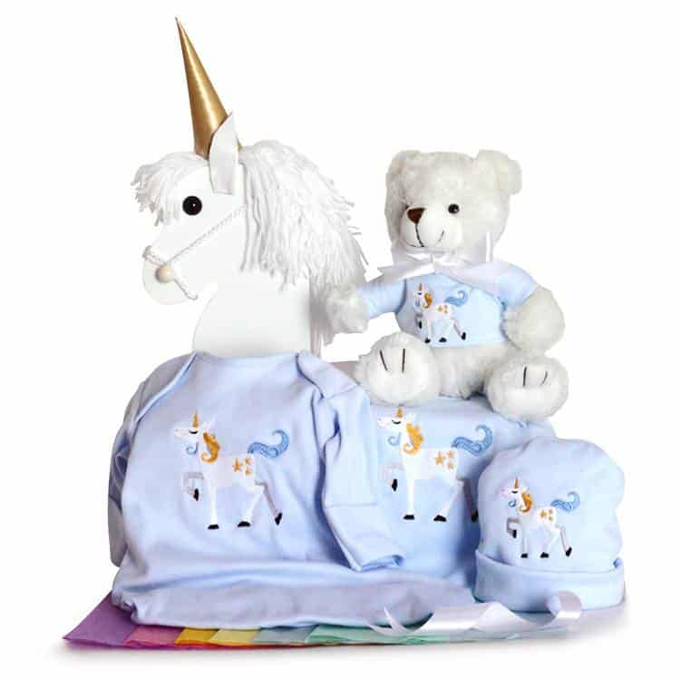 Baby Boy Magical Unicorn Gift Set