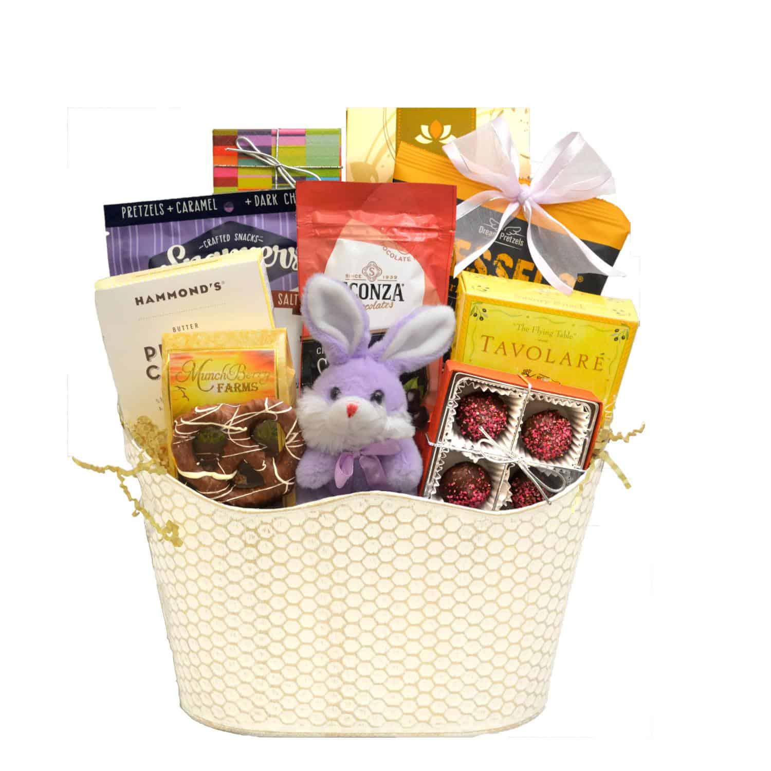 >Easter Bunny Basket