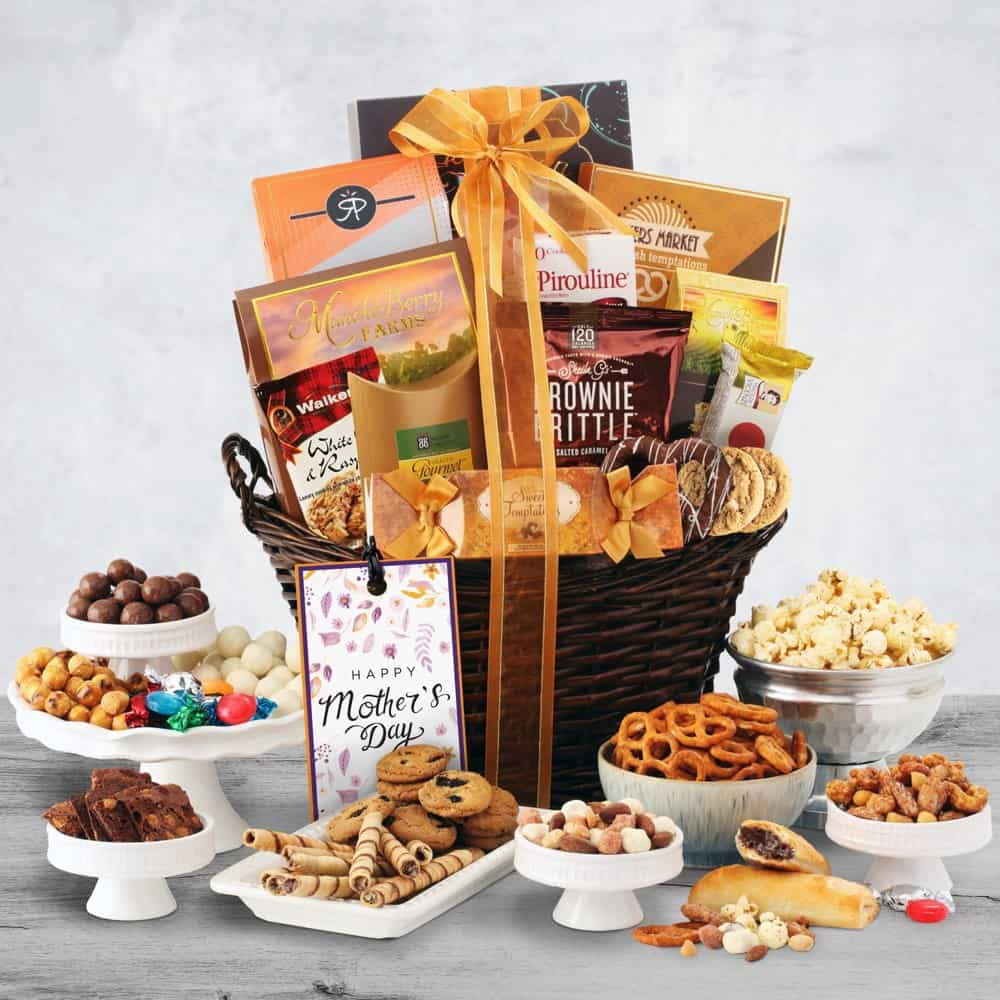 Grand Gourmet Mother's Day Gift Basket