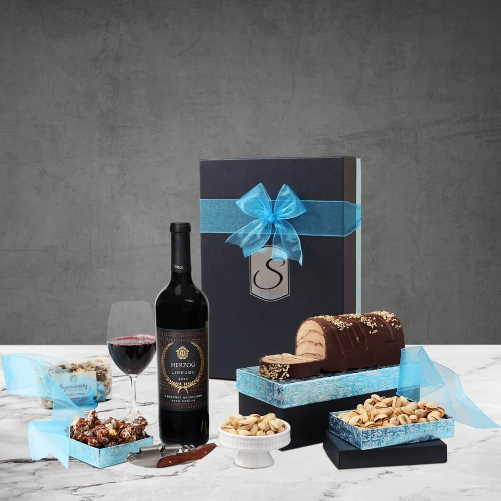 Signature Wines Deluxe Couplet Set