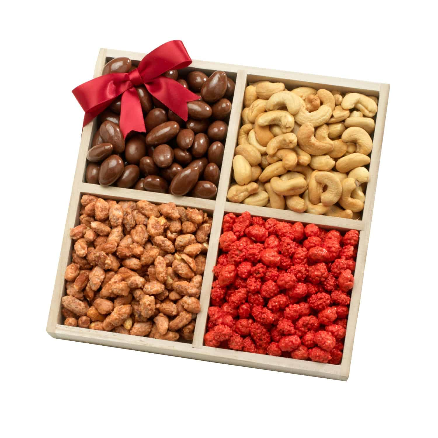 Fancy Gourmet Nut Gift Tray