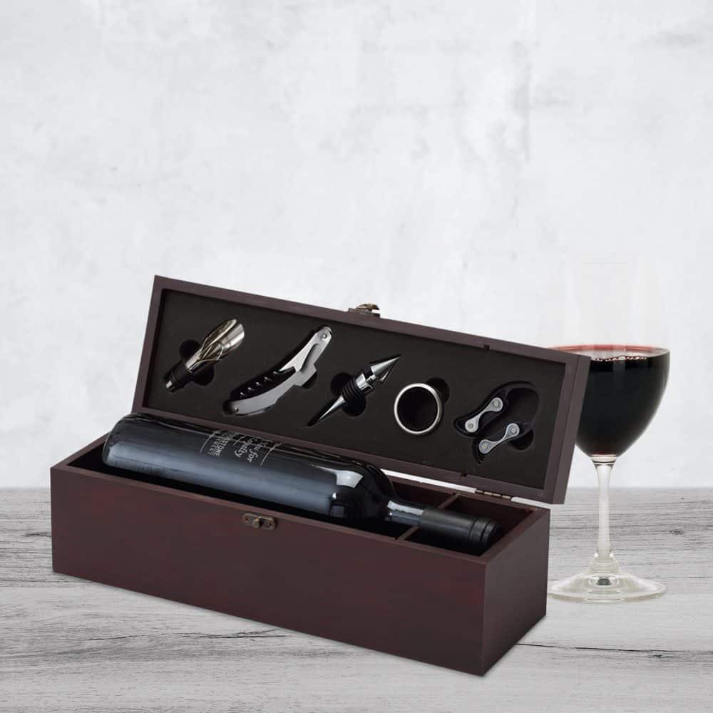 Premium Red Wine Gift Box