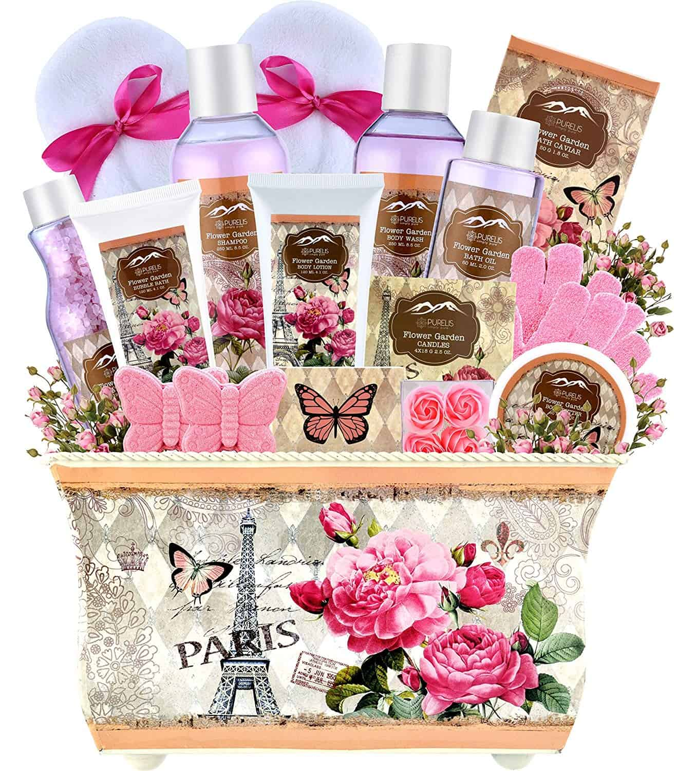 Deluxe Spa Basket for Her