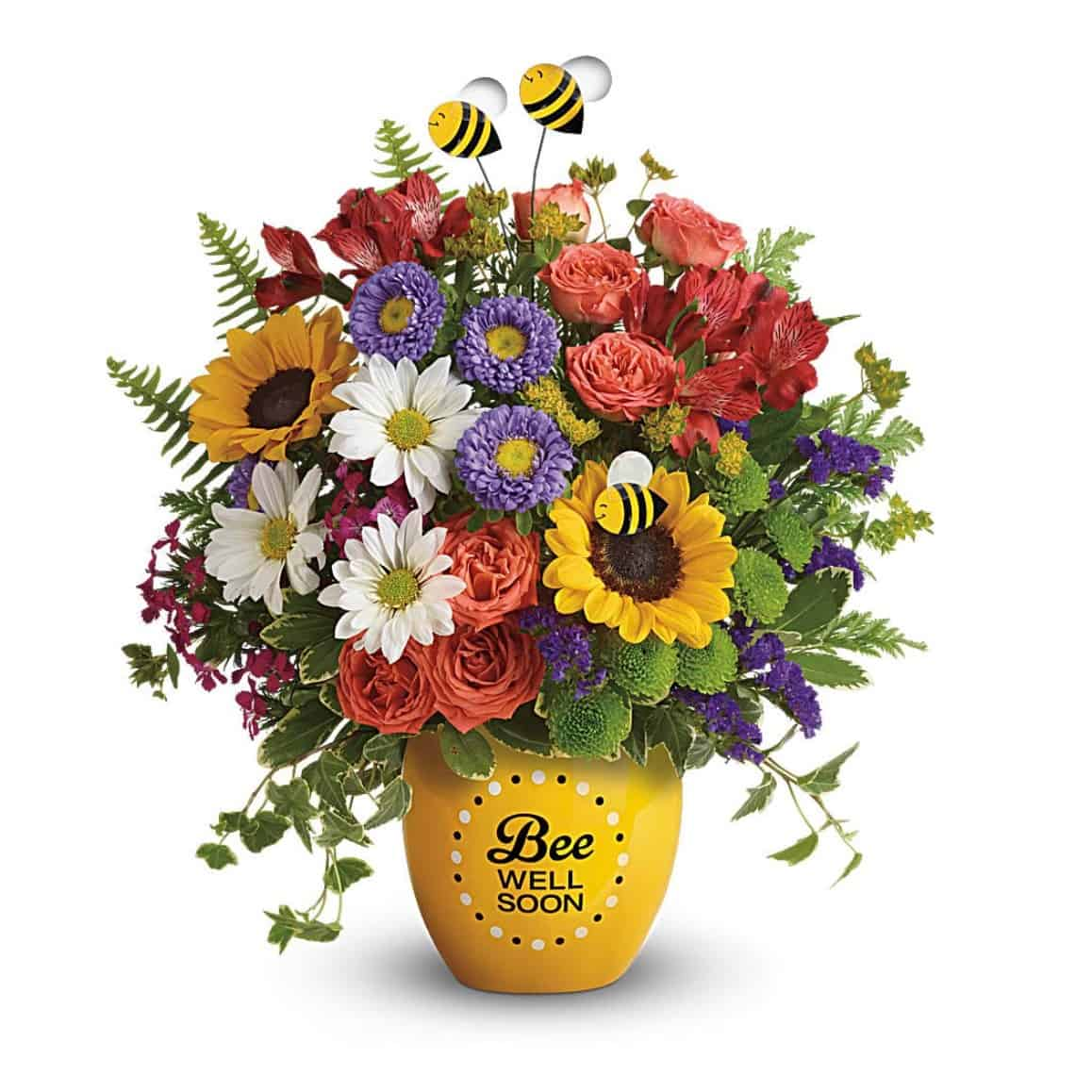 Bee Well Soon Bouquet