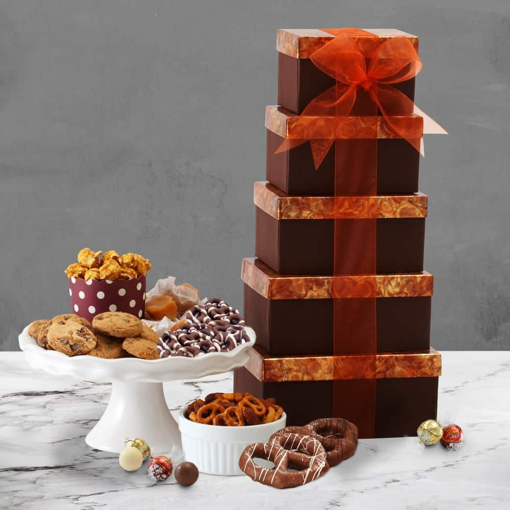 Lasting Impressions Gift Tower