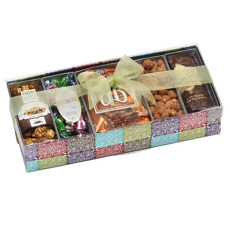 Sectional Snack Gift Tray