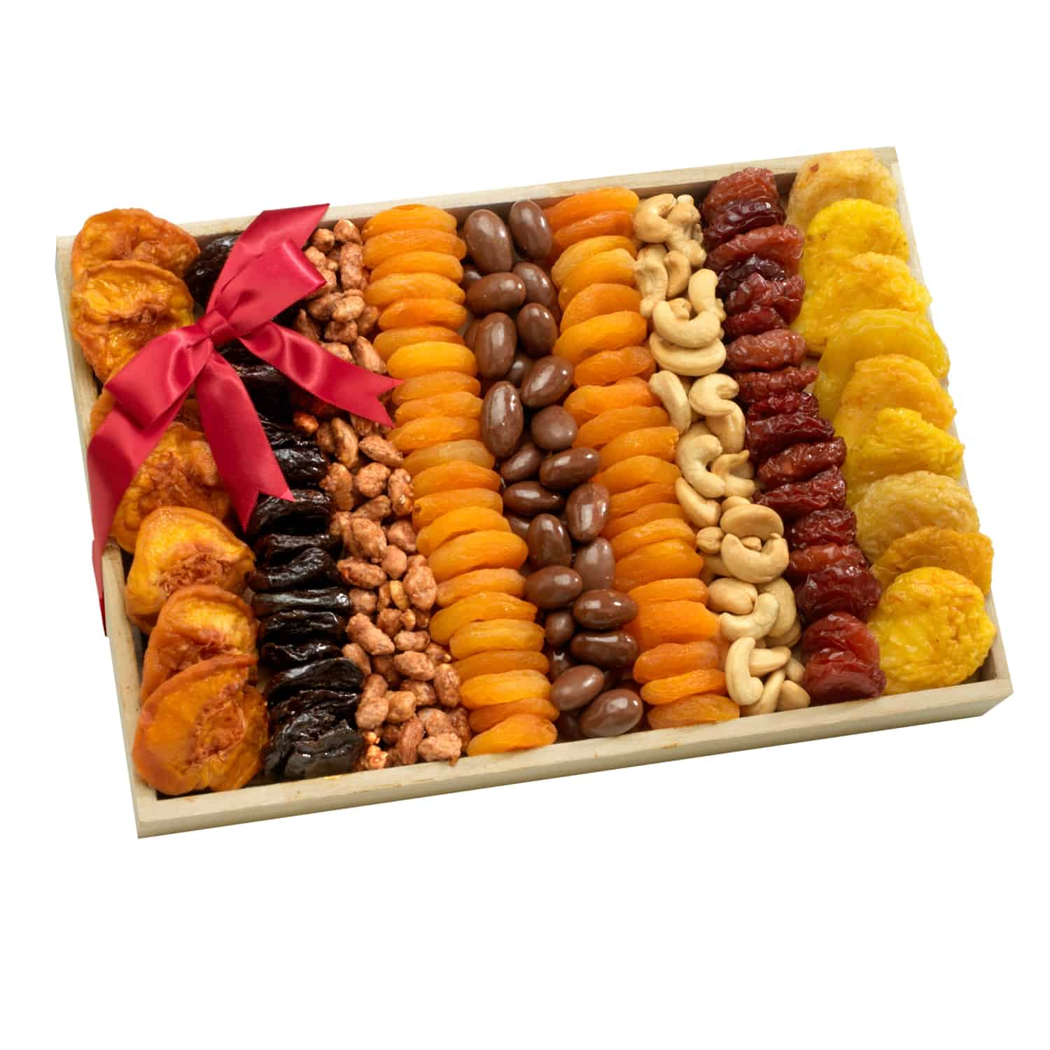 Dried Fruit and Nut Holiday Tray
