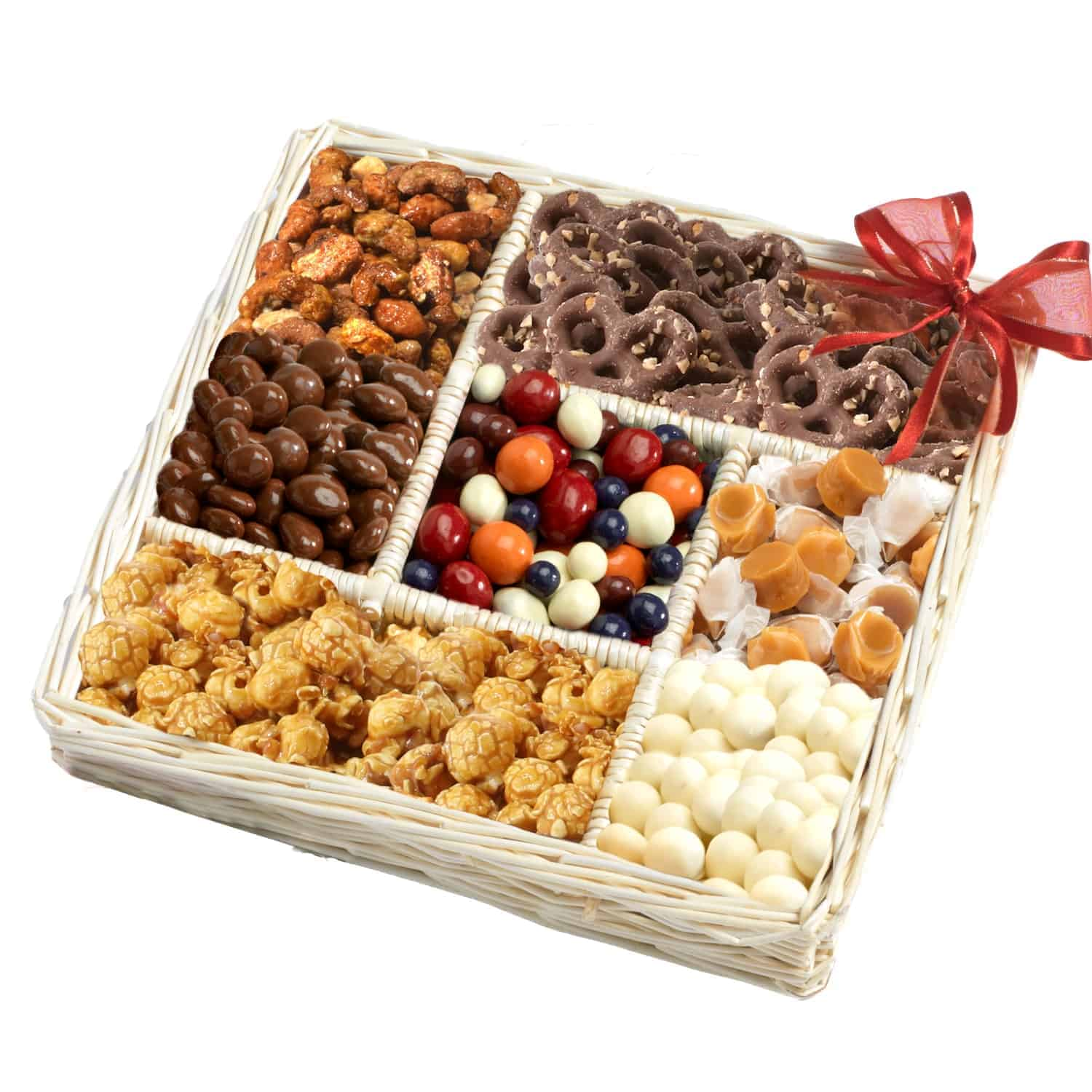 Gourmet Holiday Gift | Chocolate Covered Fruit and Nuts