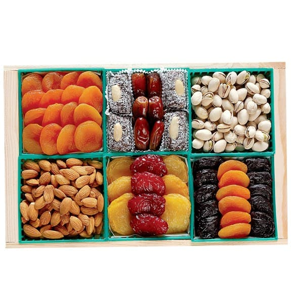 Gourmet Dried Fruit Assortment