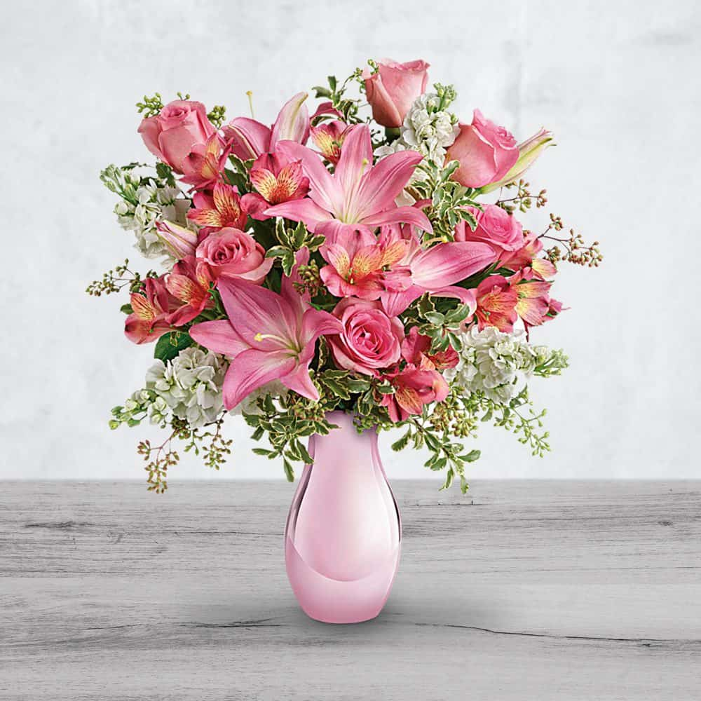 Pretty In Pink Loved Bouquet
