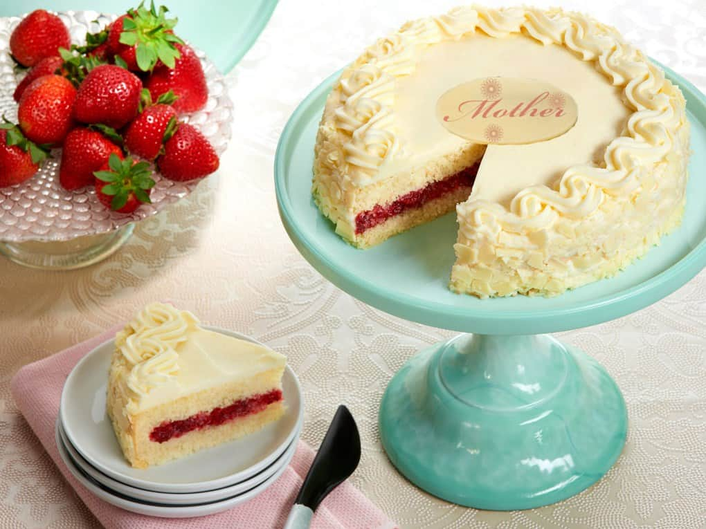 Strawberry Shortcake for Mothers Day