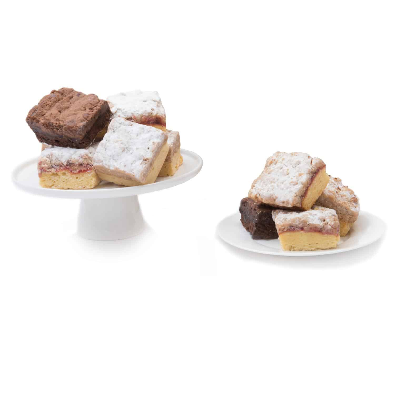 Assorted Crumb Cakes