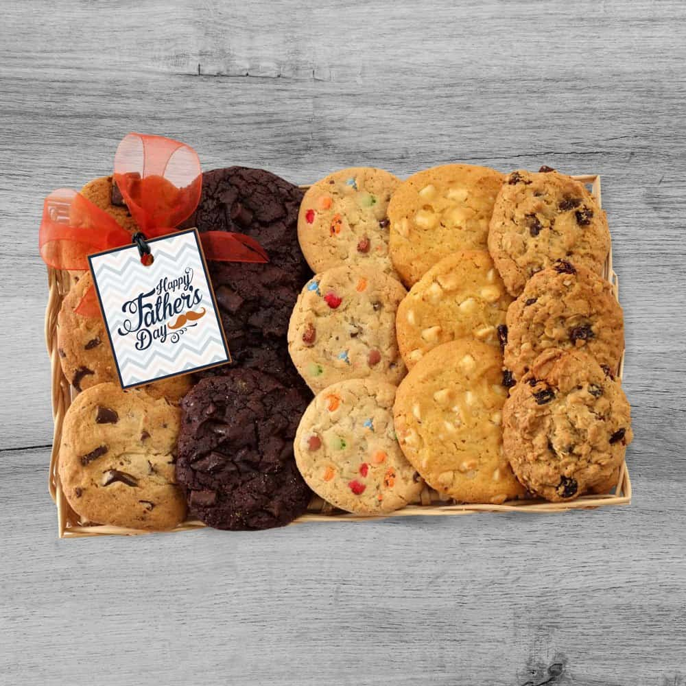 Fathers Day Cookie Tray