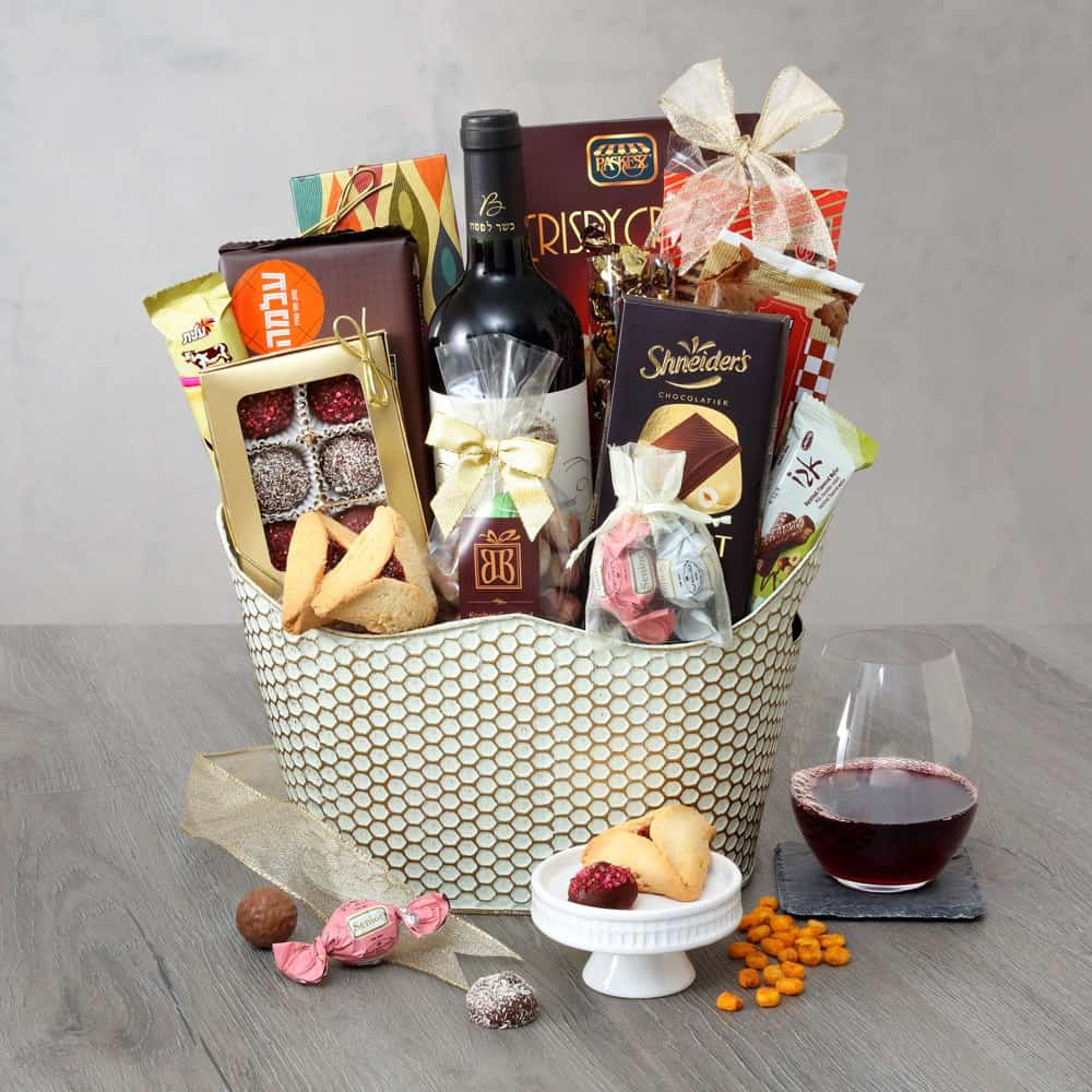 Presidential Estates Purim Gift Basket
