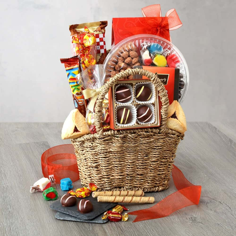 Friendly Persuasions Gift Basket