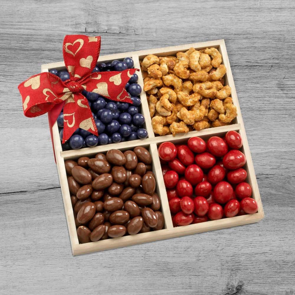 Chocolate Valentines Day Tray
