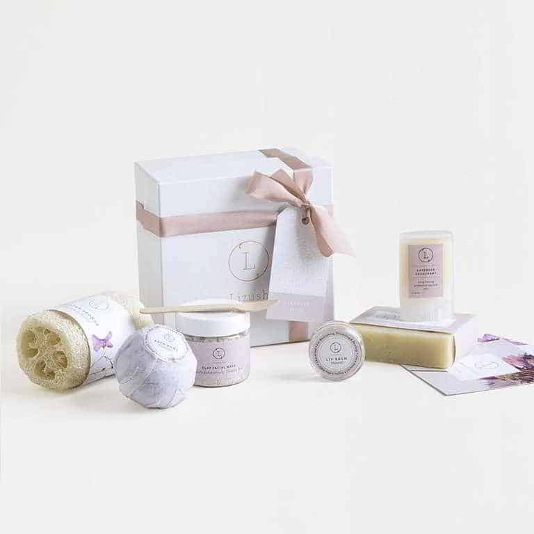 Luxury Lavender Gift Box