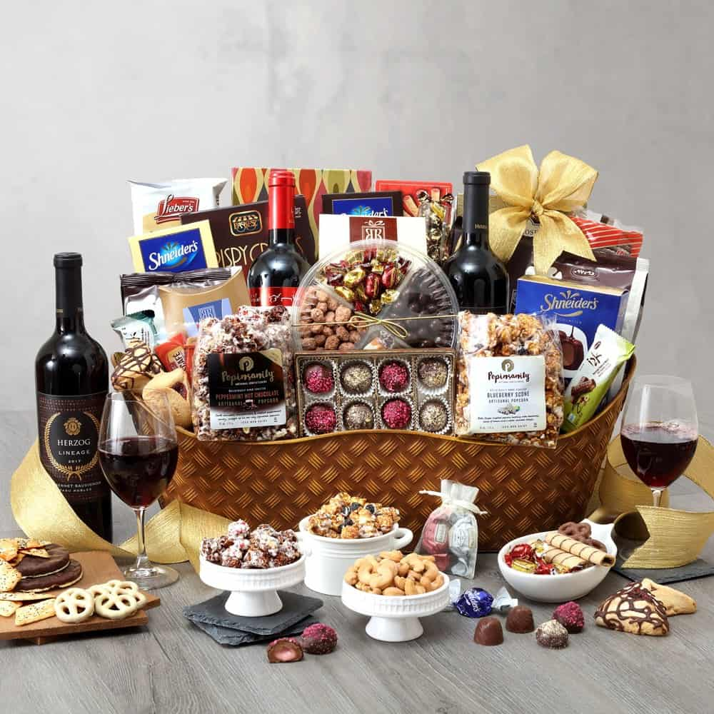 Executive Sweets Purim Basket