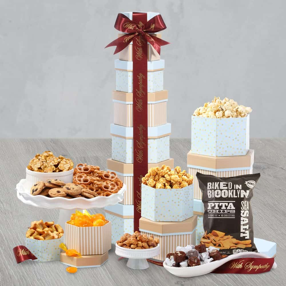 Sharing Sympathies Gift Tower