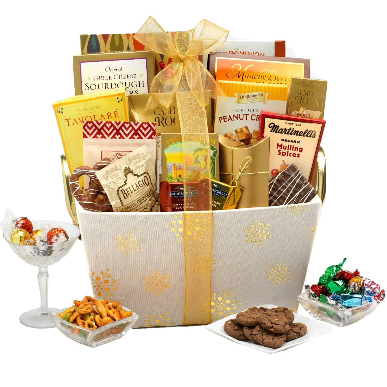 Christmas Gift Hamper | Christmas Food Gift Basket