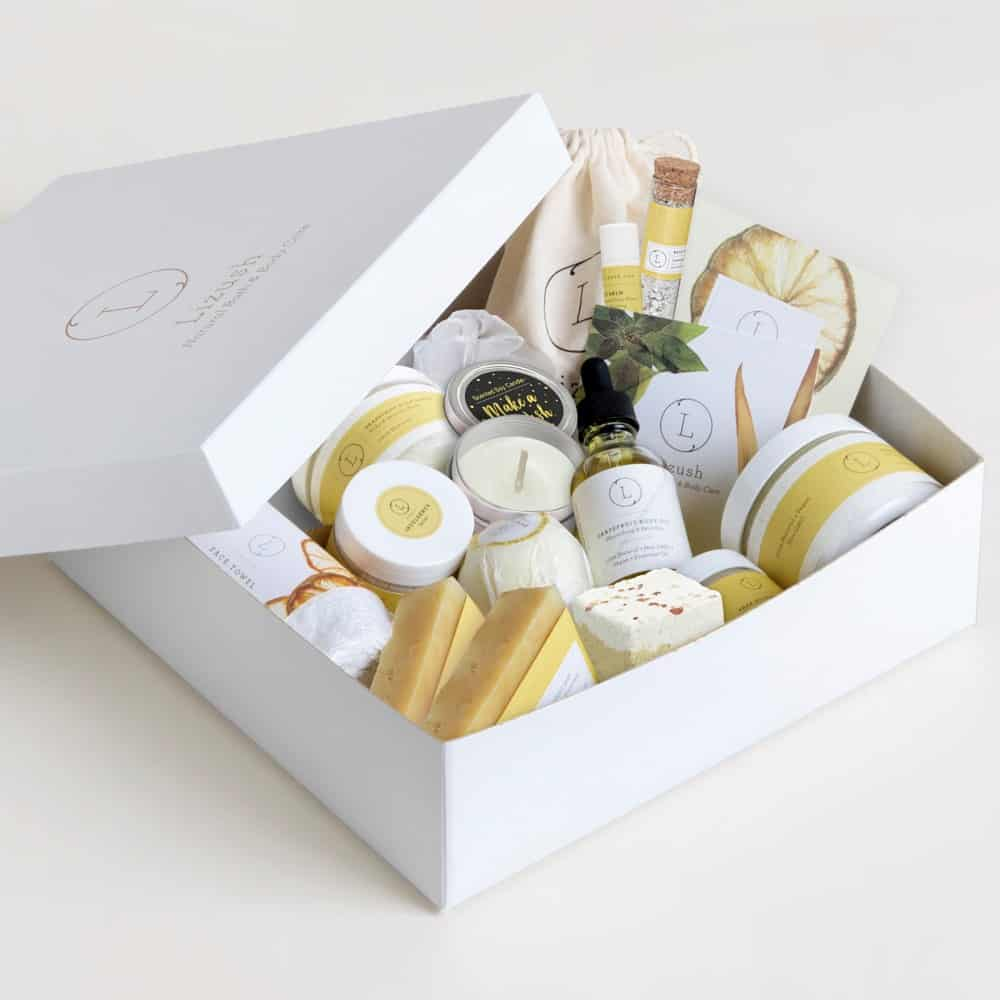 Natural Citrus Gift Box