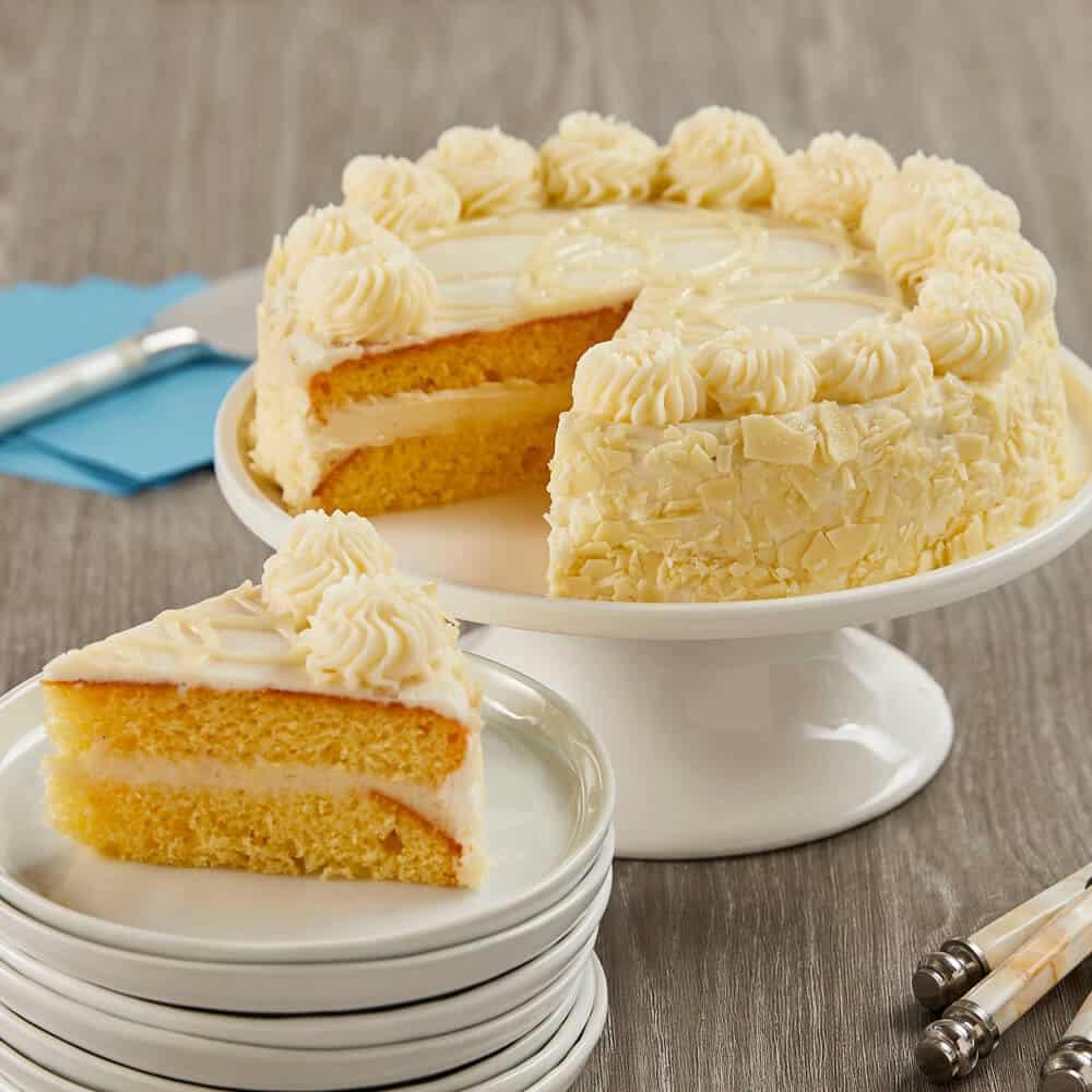 Vanilla Bean Cake