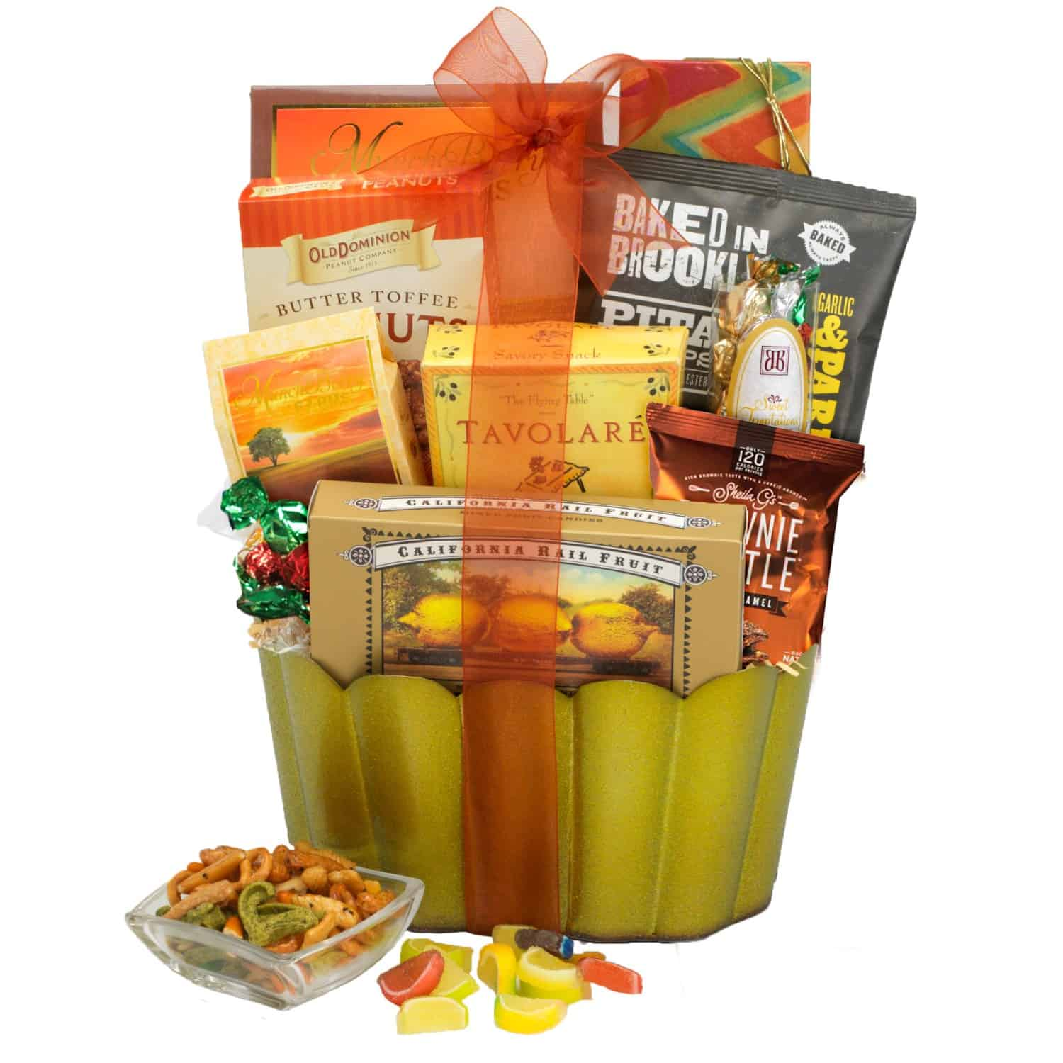 Snackers Choice Gift Basket