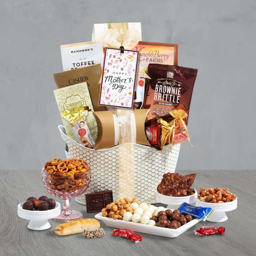 Mother's Day Gourmet Gift Basket