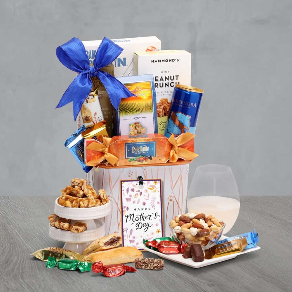 Mothers Day Moscato Delight Basket