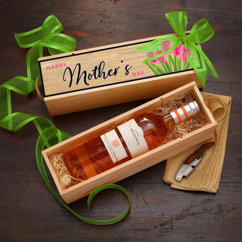 Mothers Day Wine Box