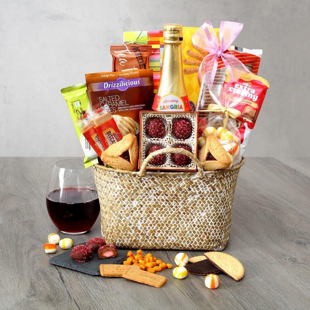 Sweet Serenity Purim Basket