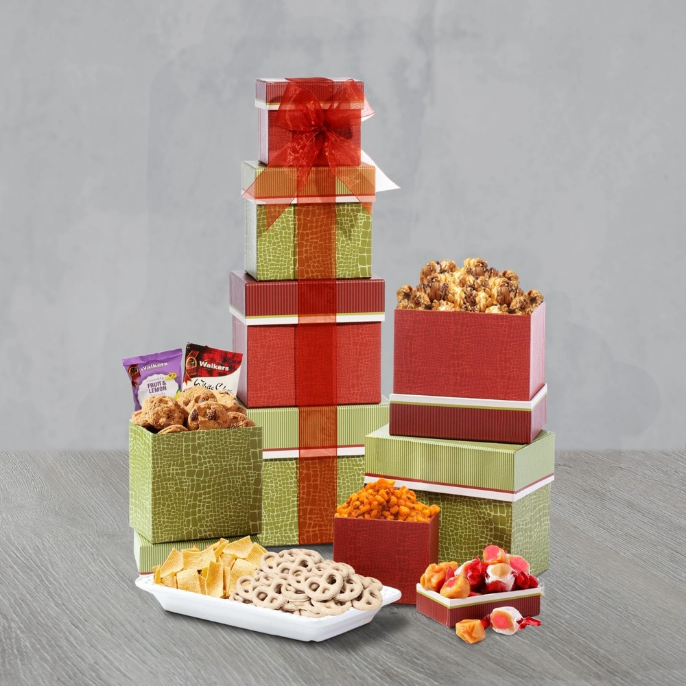 Thinking of You Gift Tower