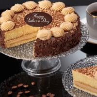 Fathers Day Tiramisu Cake