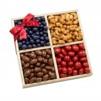 Chocolate, Sweets & Nuts Gift Tray