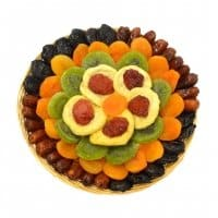 Heart Healthy Dried Fruit - Round Gift Tray
