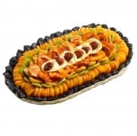 Dried Fruit Gift Tray | Dried Fruit Platter Gift